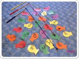 summer reading ideas alphabet phonics activities With letter go fish