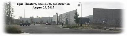 Titus Titusville Landing Bealls Epic Construction Florida