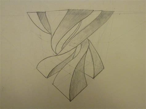 point perspective drawings drawing making