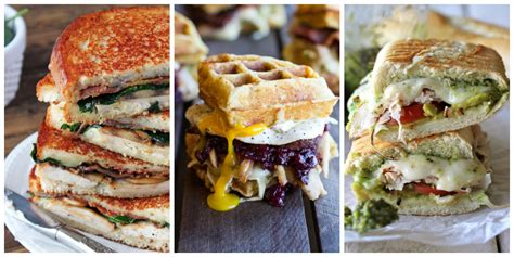 thanksgiving sandwich recipe 20 best leftover turkey sandwich recipes what to make with leftover turkey