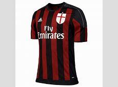Las camisetas del AC Milan 2015 2016 Botas de Jugadores