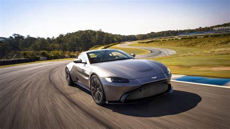 2019 Aston Martin Vantage Wallpapers & Hd Images