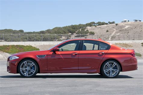 2013 Bmw M5 by 2013 Bmw M5 6mt W Autoblog