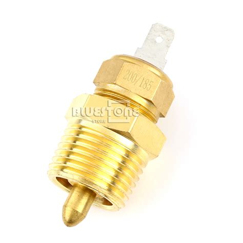 temp switch for electric fan 200 degree radiator electric engine thermostat temp switch