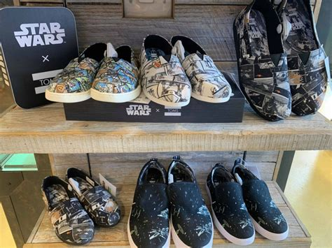 new star wars toms are here disneystyle
