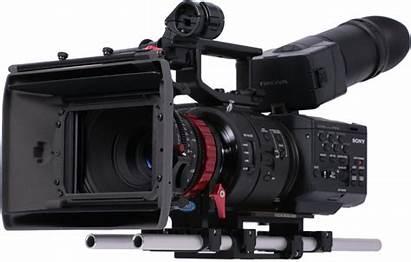 Fs700 Sony 4k Setup Nex R5 Recorder