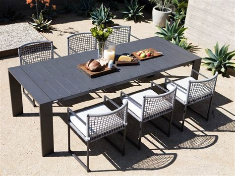 hayman dining table by harbour outdoor dawson and co