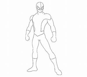 How to Draw Spiderman   Easy Drawing Guides