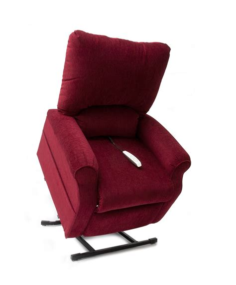 Mega Motion Lift Chair Remote by Mega Motion Erie 3 Position Power Lift Recliner Wine