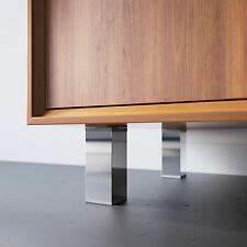 Möbelfüße Metall Eckig : tischbeine chrom ebay ~ Watch28wear.com Haus und Dekorationen