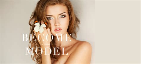 Become A Female Model  Luxe Models