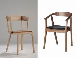 Chaise En Bois Ikea : meuble en bois clair bois blond ou bois fonc la tendance touche du bois elle d coration ~ Teatrodelosmanantiales.com Idées de Décoration