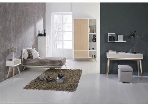 lit et bureau ado chambre ado au design scandinave haute qualité chez ksl living