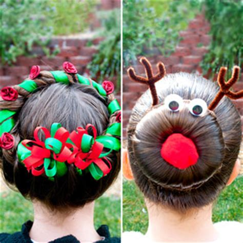 festive christmas hairstyles beautylish