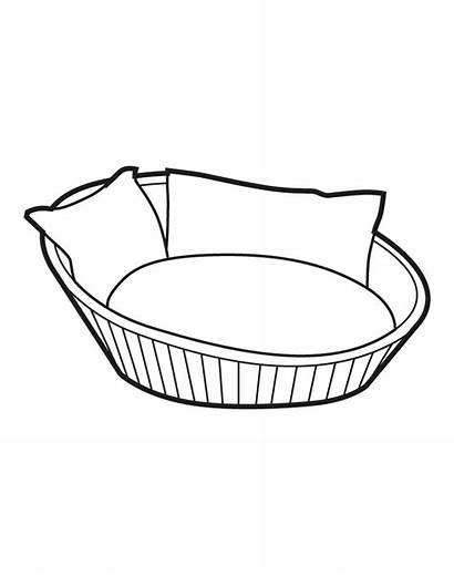 Pet Basket Dog Replacement Bed Cushion Cat