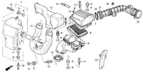 Car Engine Diagram For Intake by Coolant Blowing Out Of Air Intake Nozzle Honda Tech