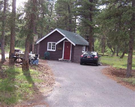 Jasper Cabins, Canada  Picture Of Pine Bungalows, Jasper