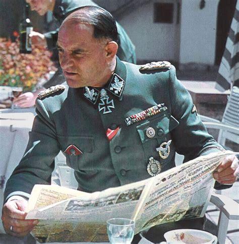 most decorated german soldier josef sepp dietrich service in world war one gott