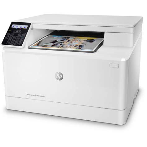 hp color laserjet all in one hp color laserjet pro m180nw all in one laser printer
