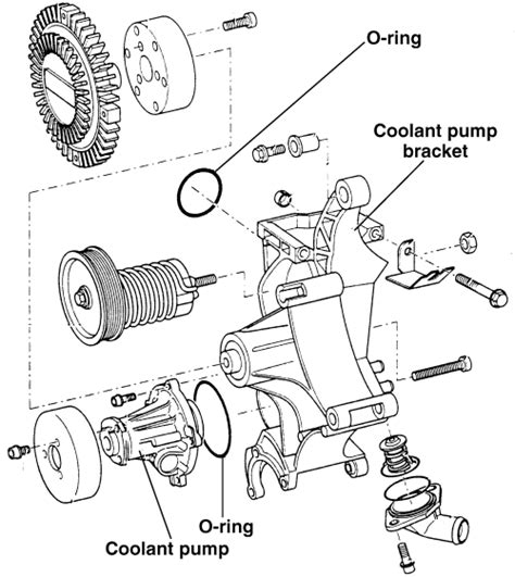 Vw Passat Alternator Diagram by Repair Guides