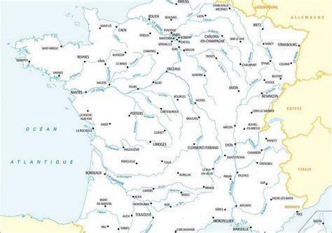 Carte Fleuve De by Vacances Fleuves 187 Vacances Arts Guides Voyages