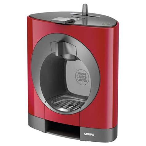 buy nescafe dolce gusto oblo manual coffee machine by krups from our pod capsule