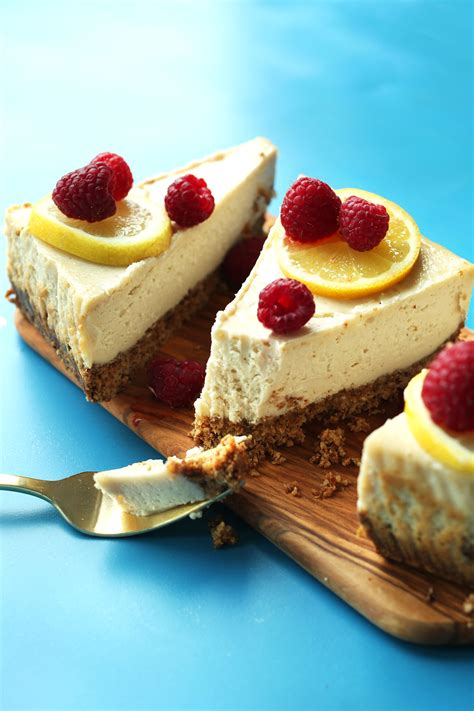 Easy Vegan Cheesecake Recipe