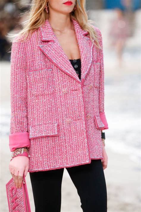 Fff Chanel Springsummer 2019 Ready To Wear Details And