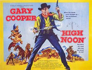 Vagebond's Movie ScreenShots: High Noon (1952)