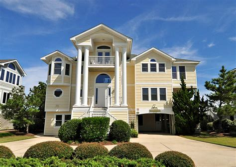 obx rentals corolla light amazing view vacation rental twiddy company