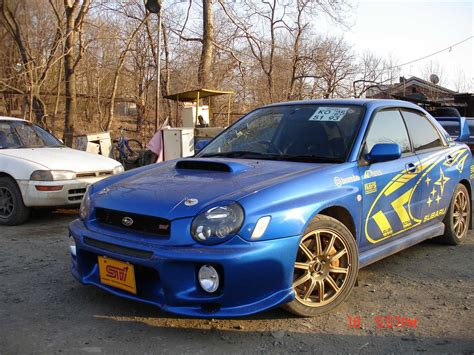 Subaru Impreza Wrx Sti For Sale by 2001 Subaru Impreza Wrx Sti For Sale 2 0 Gasoline