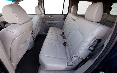 Honda Pilot Touring Captains Chairs by 2012 Honda Pilot Touring Back Seats Photo 315
