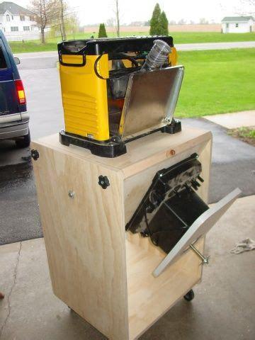 sided flip top shop cart dscjpg wood working