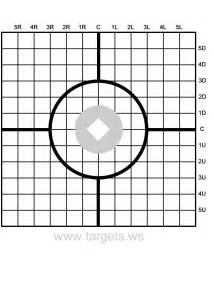 targets print your own sight in shooting targets