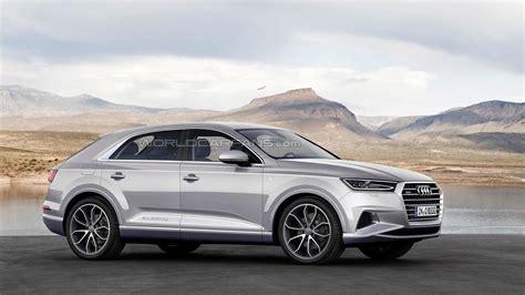 Audi 2019 : 2019 Audi Q8 Speculatively Rendered