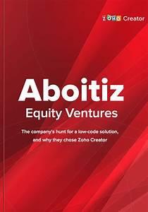 Aboitiz Equity Venture Adopts Low