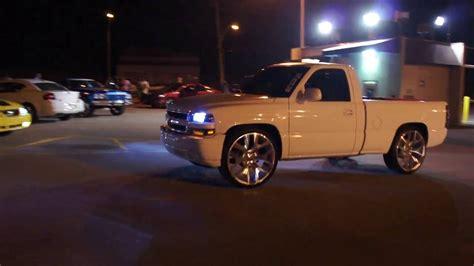 kcs chevy silverado  texas edition wheels swervingthru