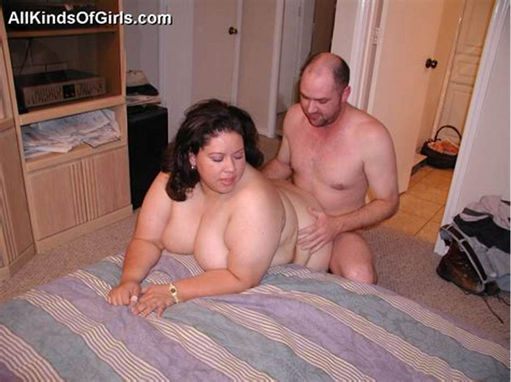#Slutty #Fat #Latina #Wife #Gets #Pounded #From