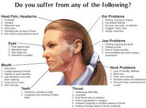 What are the Signs and Symptoms of TMJ Disorders  Migraine Massage