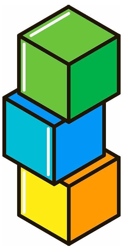 Blocks Building Clipart Block Wood Transparent Creazilla