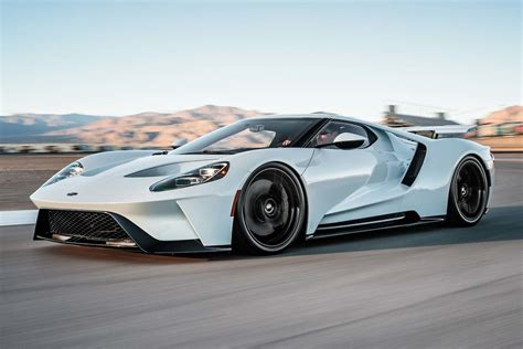 2017 Ford Gt First Ride (with Video)