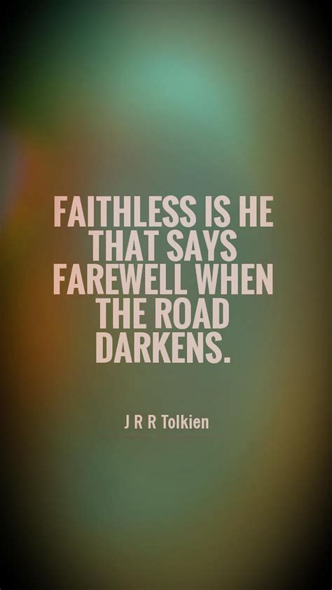 Quote Wallpaper by Tolkien Quote Iphone Wallpaper Hd