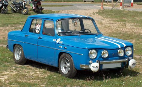 Renault R8 Gordini Photos Reviews News Specs Buy Car