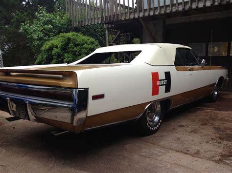 1970 Chrysler 300 Convertible For Sale by 1970 Chrysler 300 Hurst Convertible On Ebay Mopar