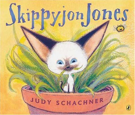 cat childrens book skippyjon jones by judy schachner kawzmik world