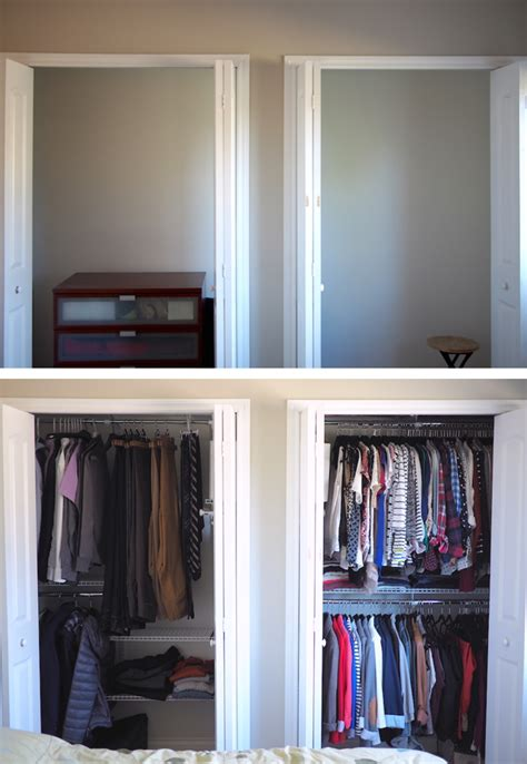 Simple Closet Organization by Simple Closet Organization Anyone Can Do Putting Me Together