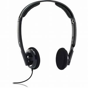 Sennheiser PX 100-II On-Ear Stereo Headphones (Black) PX100-II  Sennheiser