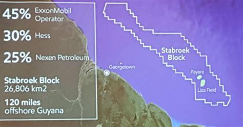 Hess to plug US$475M into Stabroek block offshore Guyana ...