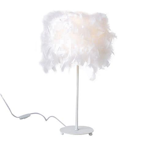 le kokot plumes blanc h 52cm 15w castorama