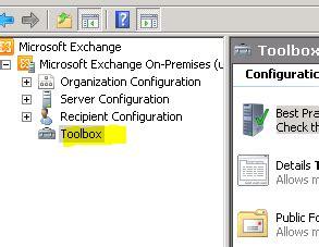 solved checking blocked mails  exchange server